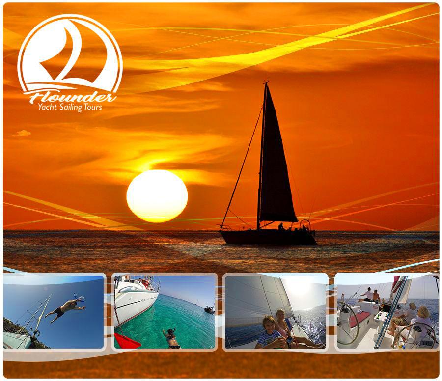 Flounder Sailing